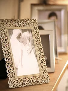 Fotorahmen - Ihr Bild in Gold