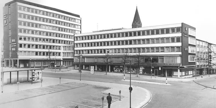 Foto Seydel in der Rottstraße